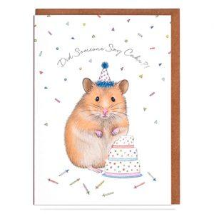Tarjetas de cumpleaños originales