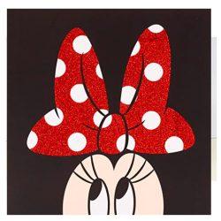 Tarjeta de cumpleaños infantiles felicitación de Minnie Mouse regalo para ella niñas