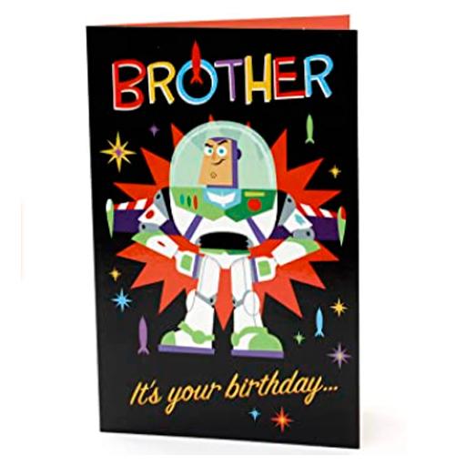 Tarjetas de cumpleaños para hermano